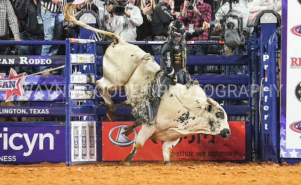 Sage Kimzey - Bull Riding The American Rodeo
