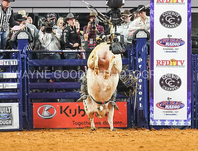 Sage Kimzey Co Champion Bull Riding