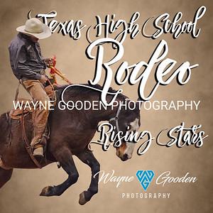 Texas High School Rodeo Rising Stars