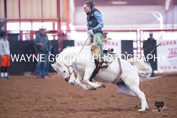 Hunter Underwood Ranch Bronc WG