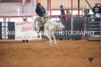 Hunter Underwood Ranch Bronc 3 WG