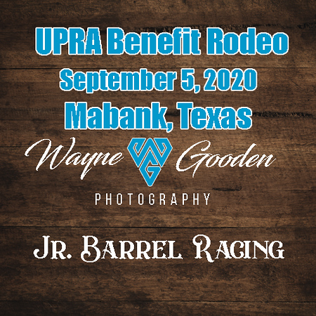 Jr. Barrel Racing - Mabank