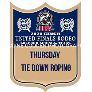 ThursdayTieDown