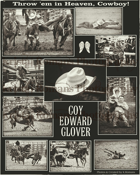 In Memory of Coy Glover