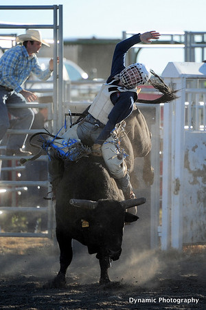 Arrowwood Bull Riders Canada Event June 26 2013