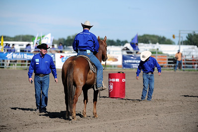High River Rodeo & Chucks 2011