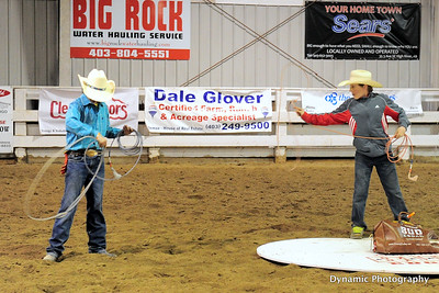 High River Senior Pro Rodeo 2012