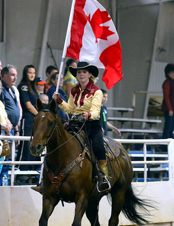 High River Senior Pro Rodeo 2014