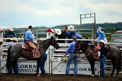 Longview Alberta Rodeo 2014