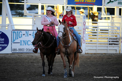 Othello Rodeo 2011