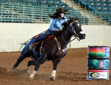 Revolution Barrel Racing