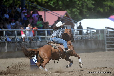 Thunder Mountain Pro Rodeo July 30 2011