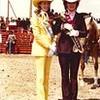 North Dakota High School Rodeo Queen 1980