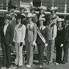 Miss Rodeo Colorado 1966.  Marvel top row, middle.  Winner Jo Beth Smith, top right.