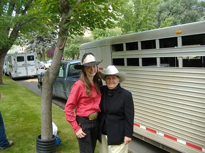 2010 Durango Fiesta Rodeo Queens Reunion