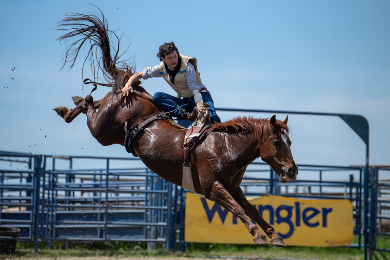Flying U Roughstock Rodeo School