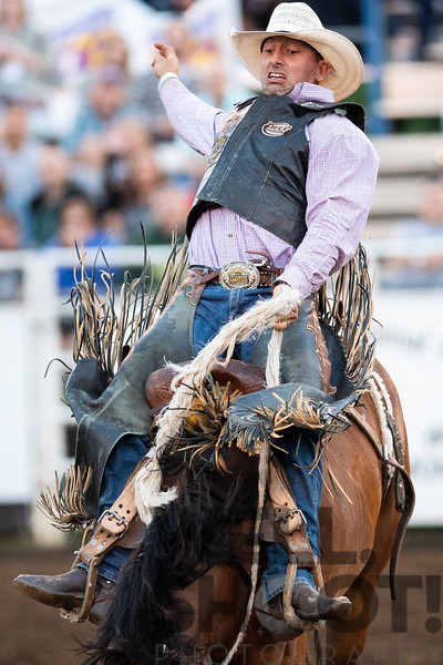 Nick LaDuke 27th Annual PRCA Eugene Pro Rodeo July 04, 2018 Eugene, OR.