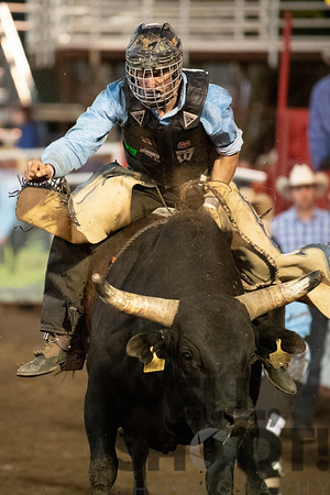 Jonathan Anca, Mulino, OR 27th Annual PRCA Eugene Pro Rodeo July 07, 2018 Eugene, OR.