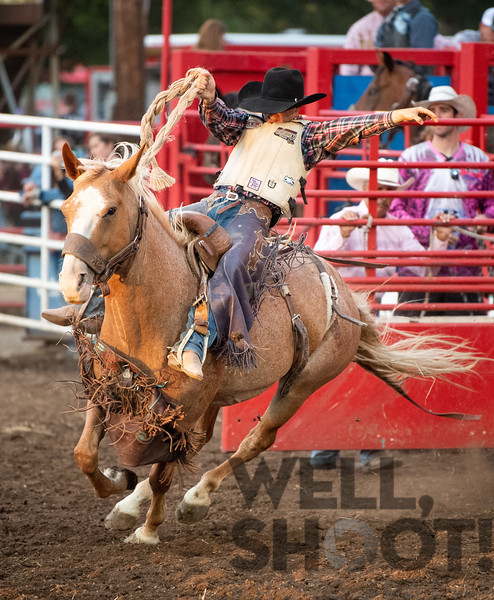 27th Annual PRCA Eugene Pro Rodeo July 03, 2018 Eugene, OR.