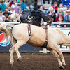 Kirk St. Clair - Blodgett, OR 27th Annual PRCA Eugene Pro Rodeo July 04, 2018 Eugene, OR.