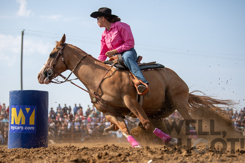 Gilroy Rodeo August 11, 2018 Gilroy, CA.