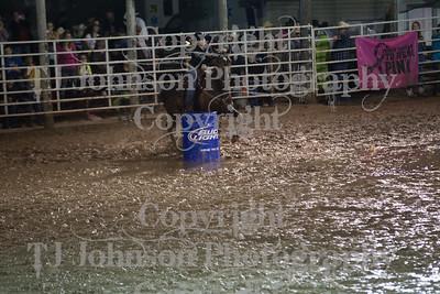 2014 Dayton Rodeo Barrels -  Friday