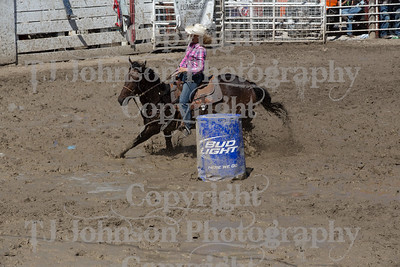 2014 Dayton Rodeo Barrels - Monday
