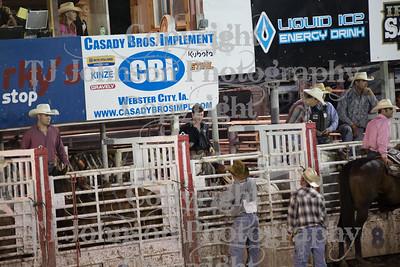 2014 Dayton Rodeo Saddle Bronc - Sunday