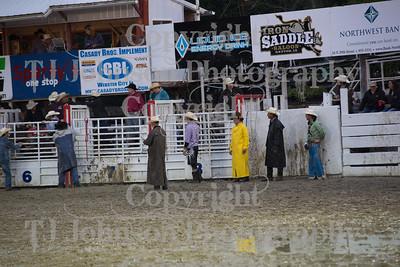 2014 Dayton Rodeo Tie Down - Monday