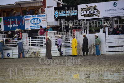 2014 Dayton Rodeo Tie Down - Sunday