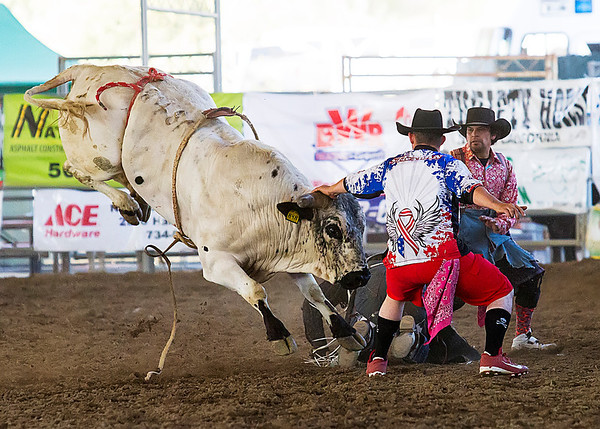 Extreme Bull Riding - Norco Horseweek