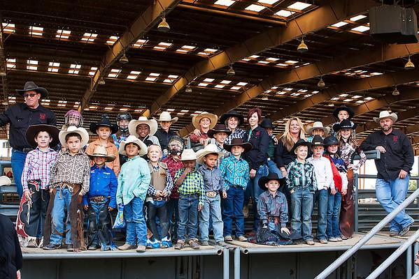 Junior Bullriding - Norco Horseweek