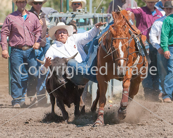 2014 PIncher Creek Rodeo 2nd Perf Sat
