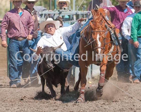 2014 PIncher Creek Rodeo 2nd Perf Sat