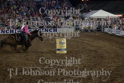 2014 Tri-State - Barrel Racing - CINCH