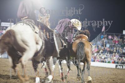 2014 Tri-State Saddle Bronc - Fri
