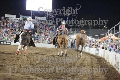 2014 Tri-State Saddle Bronc - Thurs