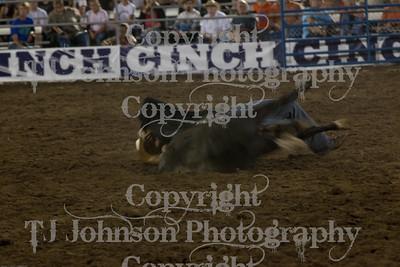2014 Tri-State Steer Wrestling - CINCH