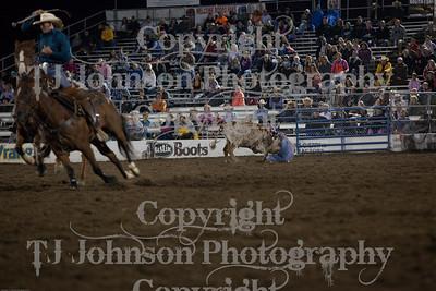 2014 Tri-State Steer Wrestling - Fri