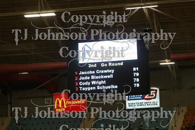 2015 HOT Saddle Bronc 10-16