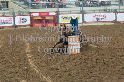 2015 HOT Barrel Racing 10-17