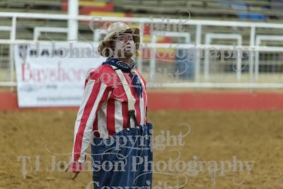 2015 Dayton FFA Rodeo - Clowning Around