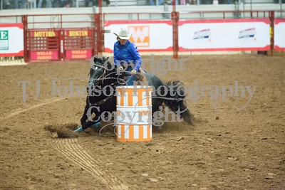 2016 Cervi Rodeo Heart O Texas