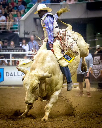 Days of 47 Rodeo - Friday