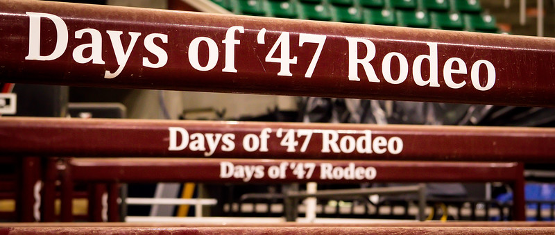 Days of 47 Rodeo - Tuesday