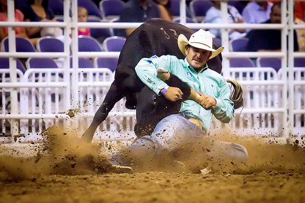 Days of 47 Rodeo - Wednesday