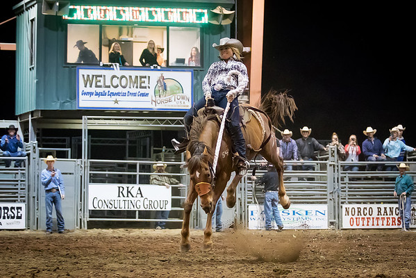 NHW - Ranch Rodeo, Friday Night