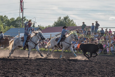 2016 rodeo friday team roping-3207