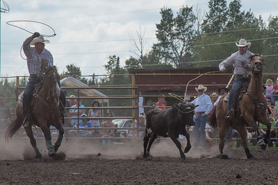 2016 rodeo sunday team roping-5255