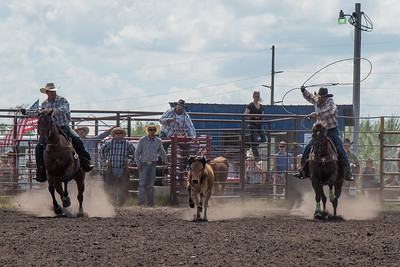 2016 rodeo sunday team roping-5264